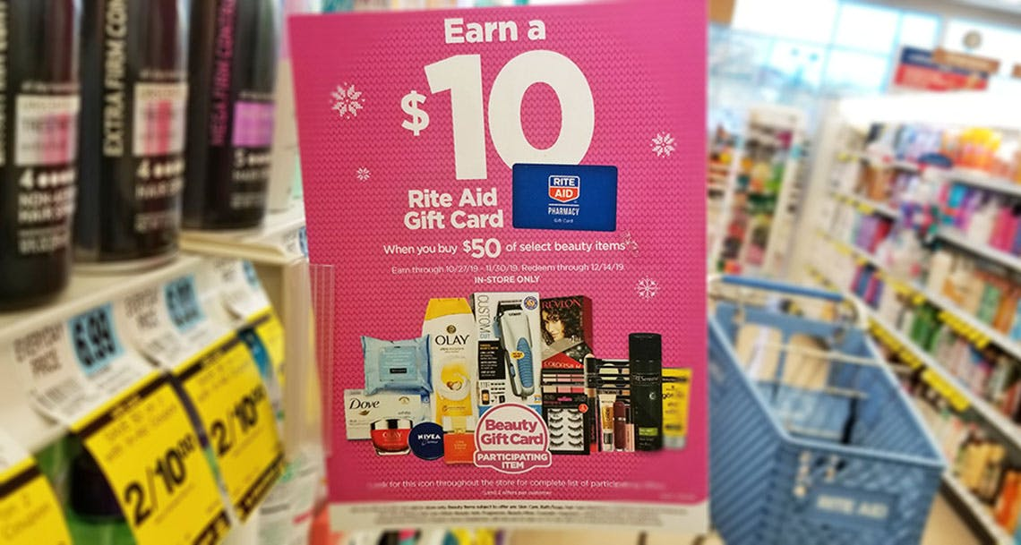 Rite Aid Gift Cards The Krazy Coupon Lady