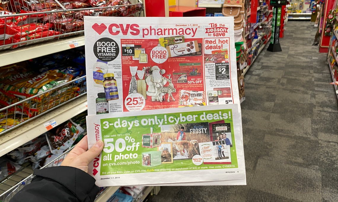 Cvs Weekly Coupon Deals 12 1 12 7 The Krazy Coupon Lady