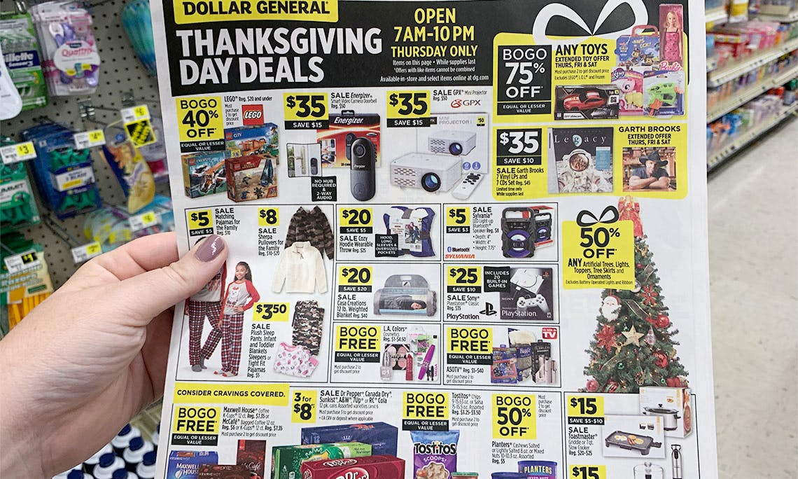 Best Dollar General Black Friday Deals For 2019 The Krazy Coupon Lady