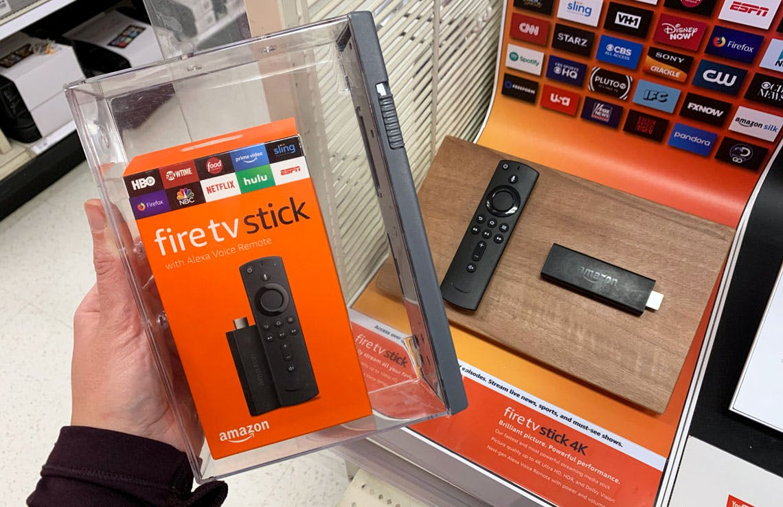 50 Off Fire Tv Stick 4k At Target And Amazon For Select Accounts The Krazy Coupon Lady