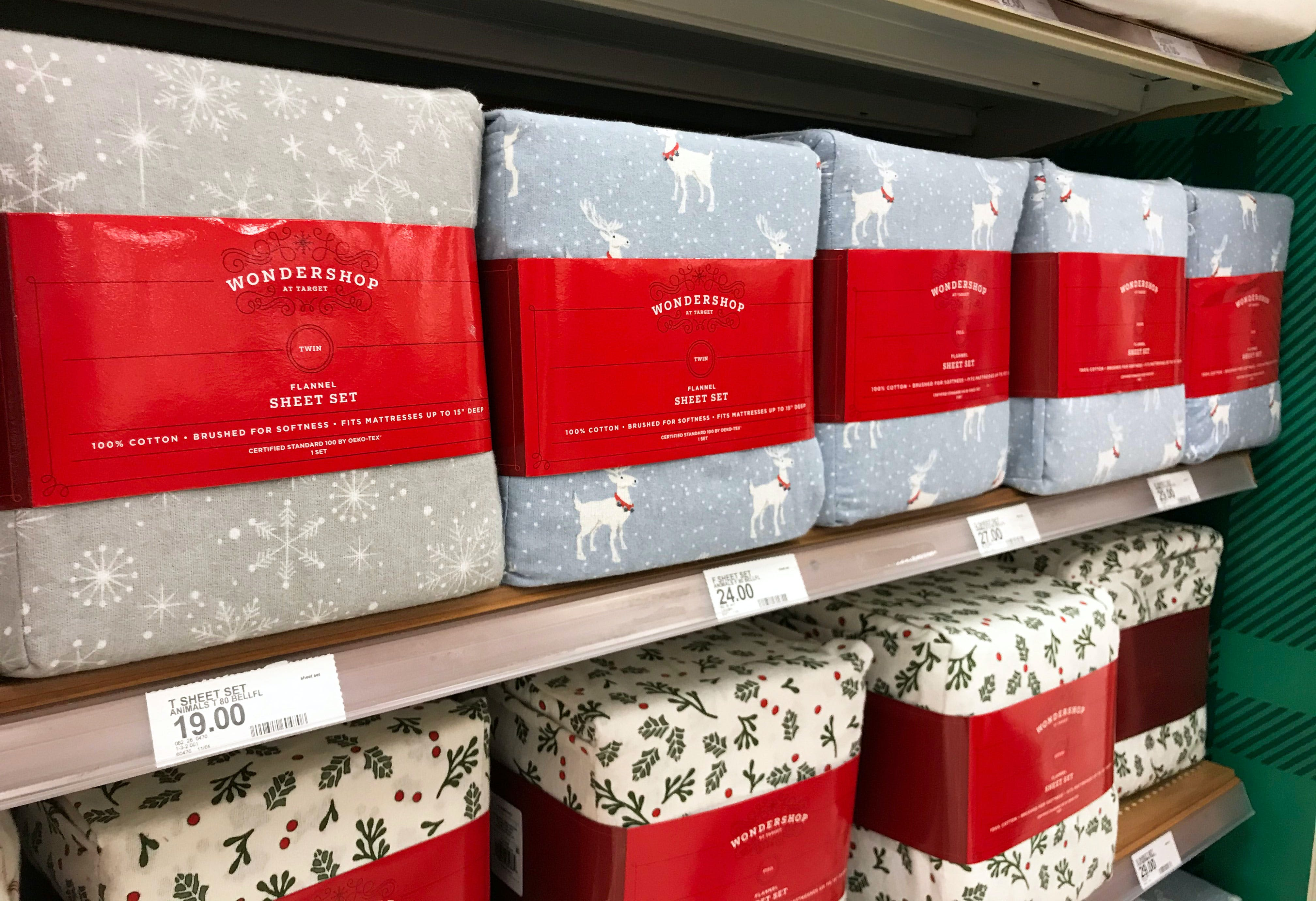 3 Piece Flannel Sheet Sets Only 13 30 At Target The Krazy Coupon Lady