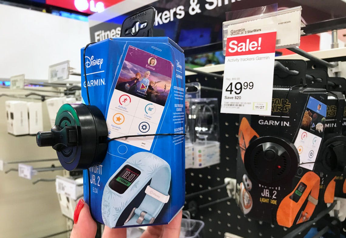 Garmin Activity Tracker For Kids Only 47 49 At Target The Krazy Coupon Lady