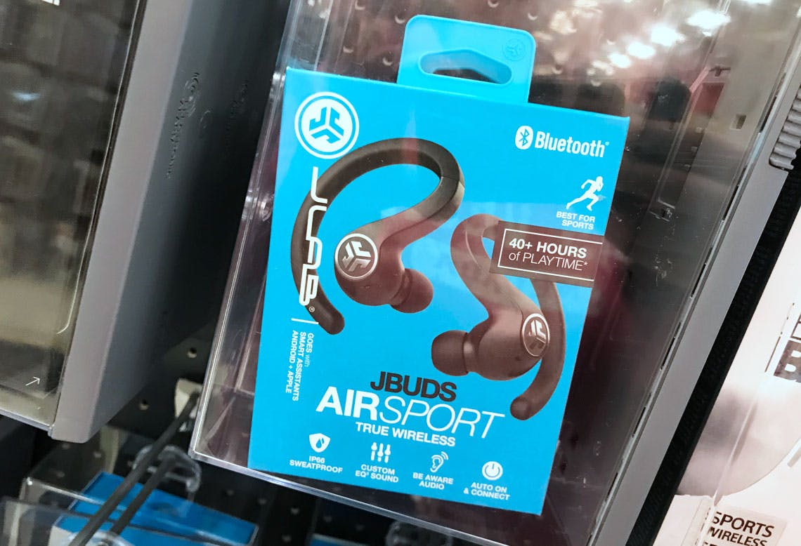 Jlab Sport Headphones Only 33 24 At Target The Krazy Coupon Lady