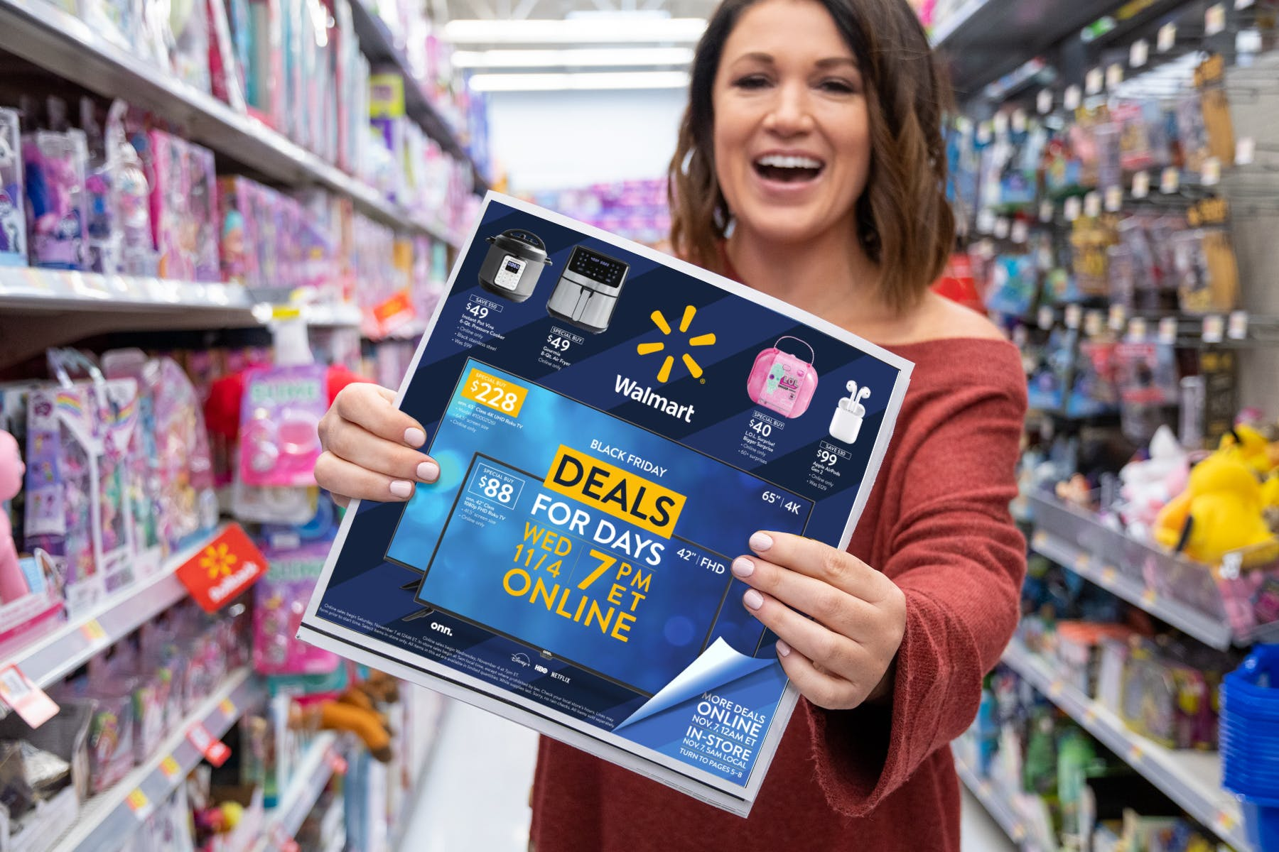 Best Walmart Black Friday Deals For 2020 The Krazy Coupon Lady