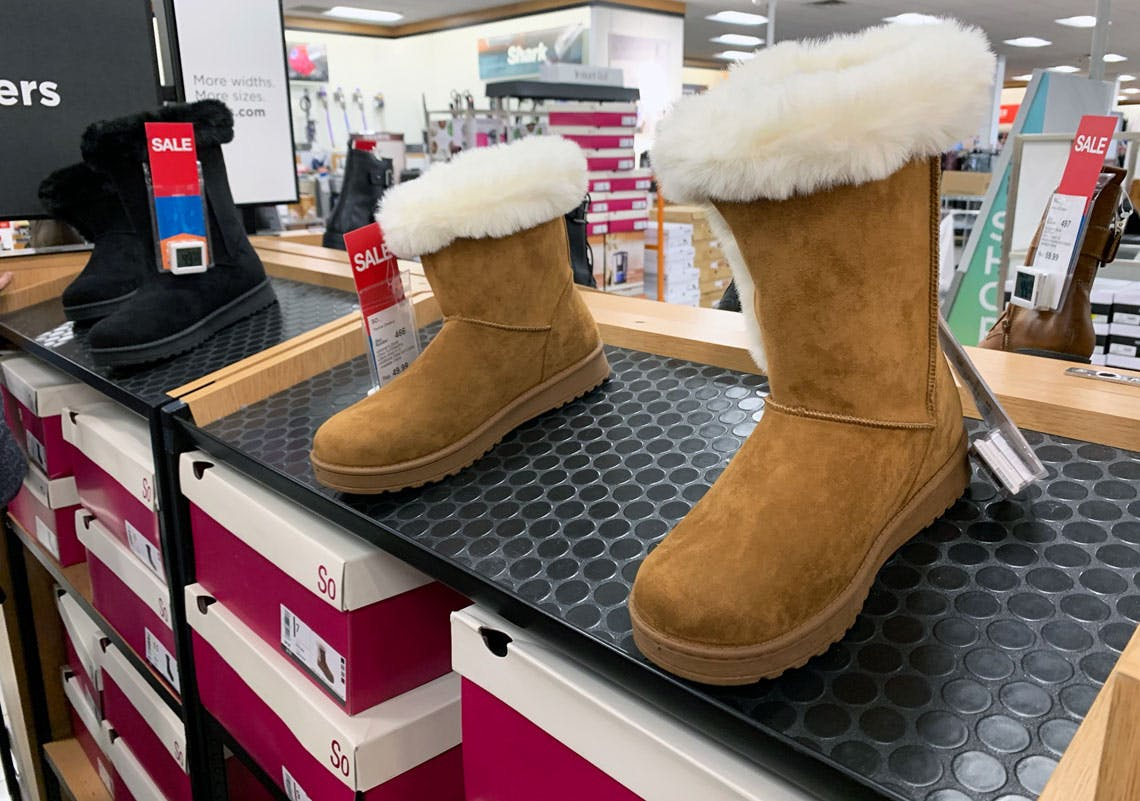 Score Women's Winter Boots for $13 at