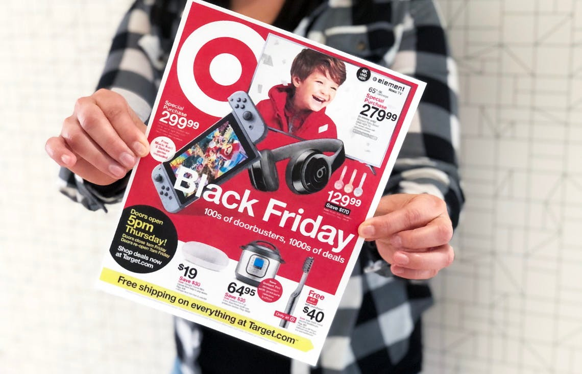 18 Target Black Friday 2020 Shopping Tips For The Target Obsessed The Krazy Coupon Lady