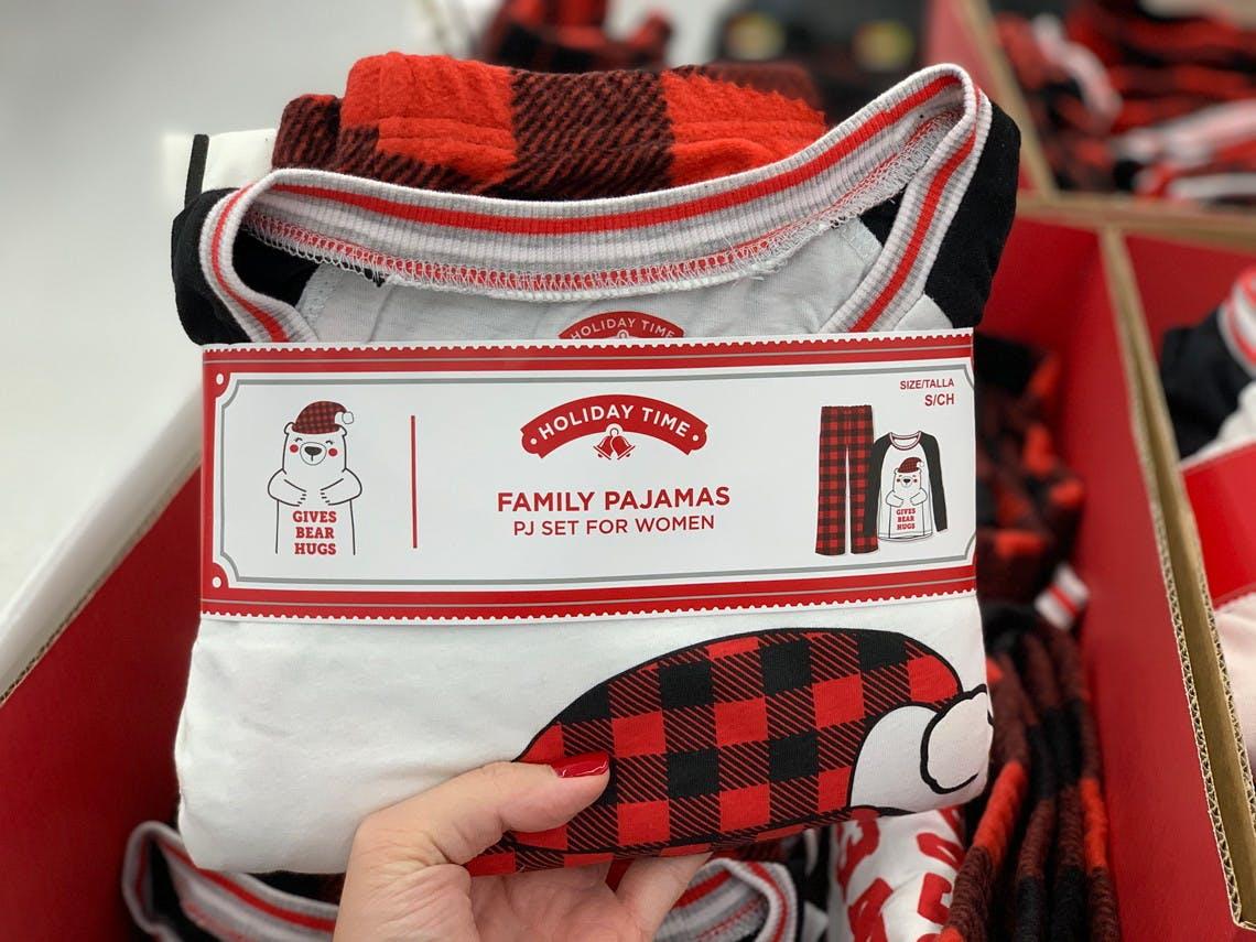 Beary Cute! Matching Family Pajamas at Walmart! - The ...