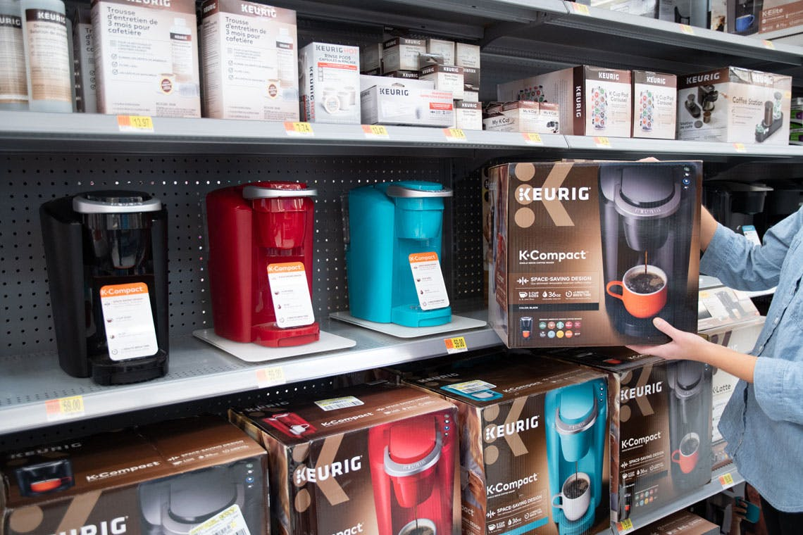 Keurig K-Compact Coffee Maker, Only $40 at Walmart! - The ...
