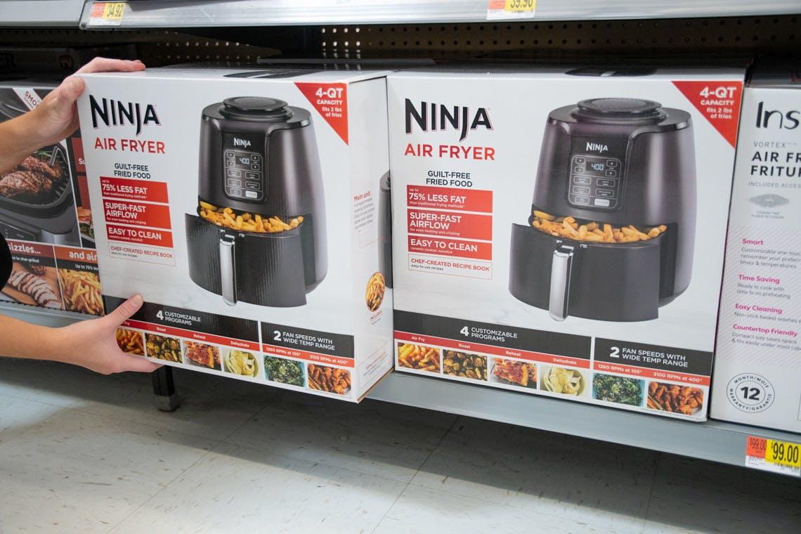ninja air fryer walmart