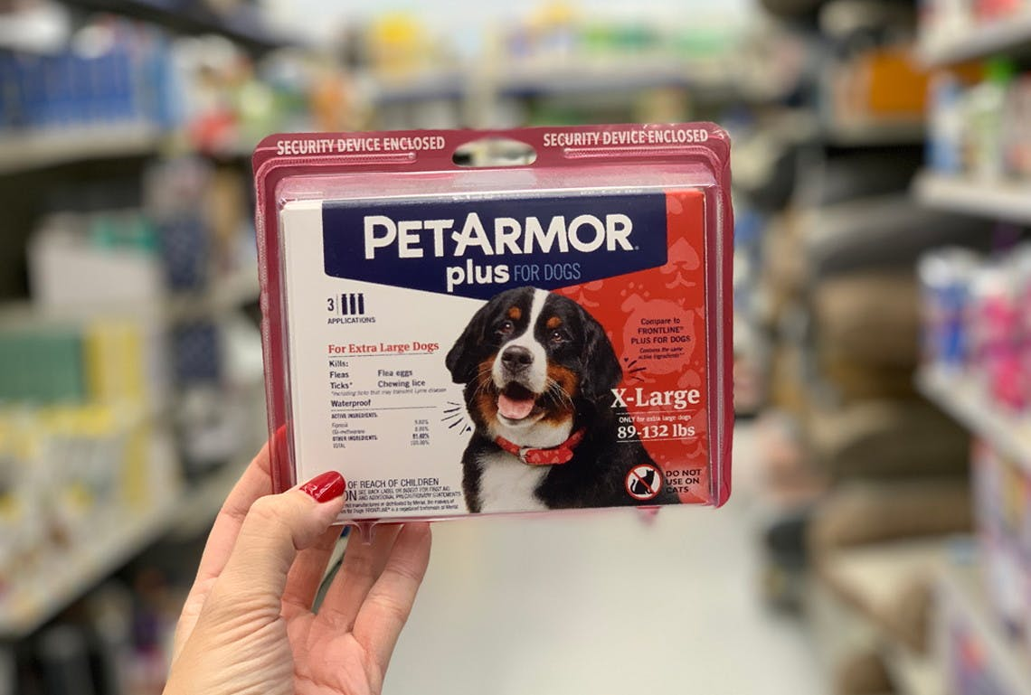 Petarmor Flea Tick Prevention For Dogs As Low As 6 43 At Walmart The Krazy Coupon Lady