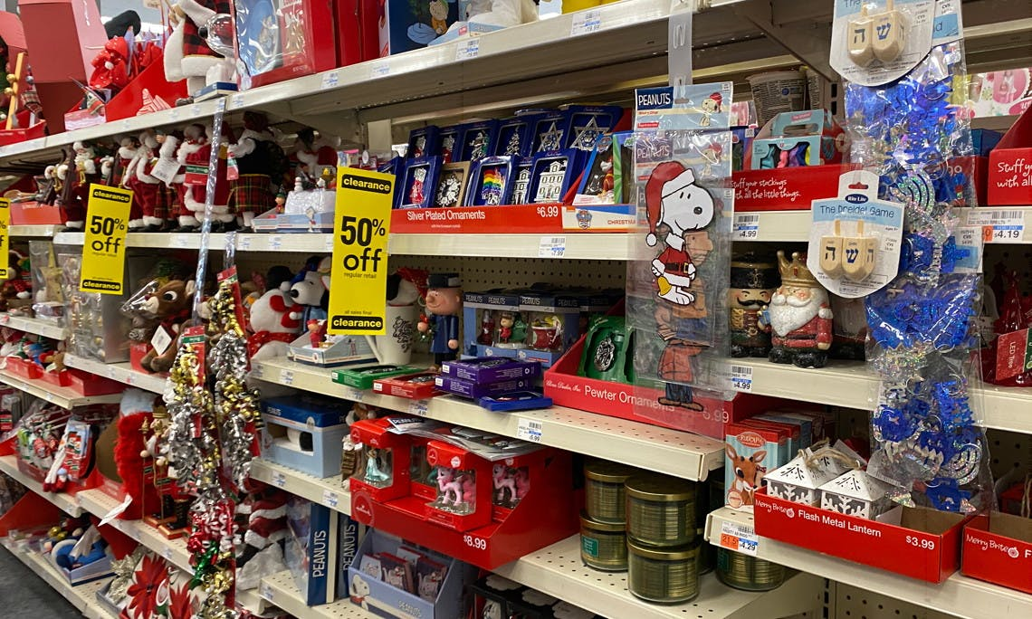 Christmas Clearance at CVS: 50% Off Starbucks, Candy, Gift Wrap