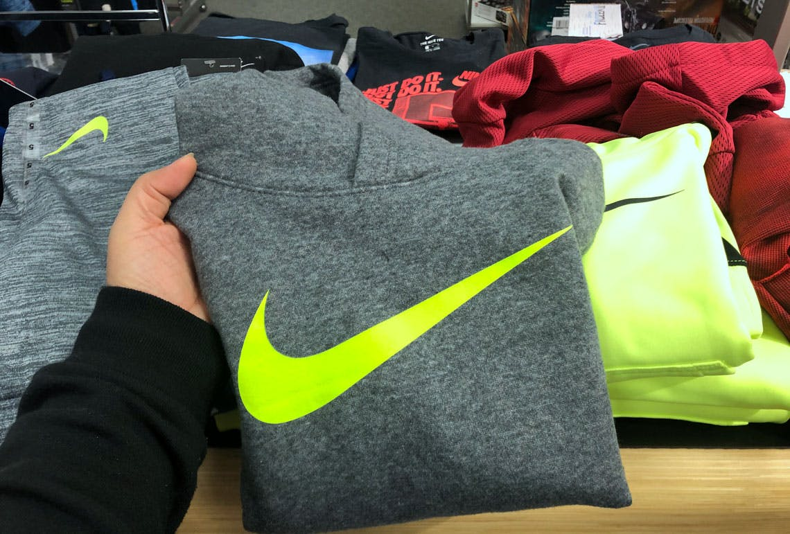 Up to 70% Off Nike Clearance at Kohl's
