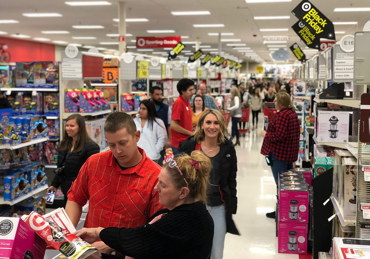 No Shopping At Walmart Target Best Buy Dick S On Thanksgiving This Year The Krazy Coupon Lady