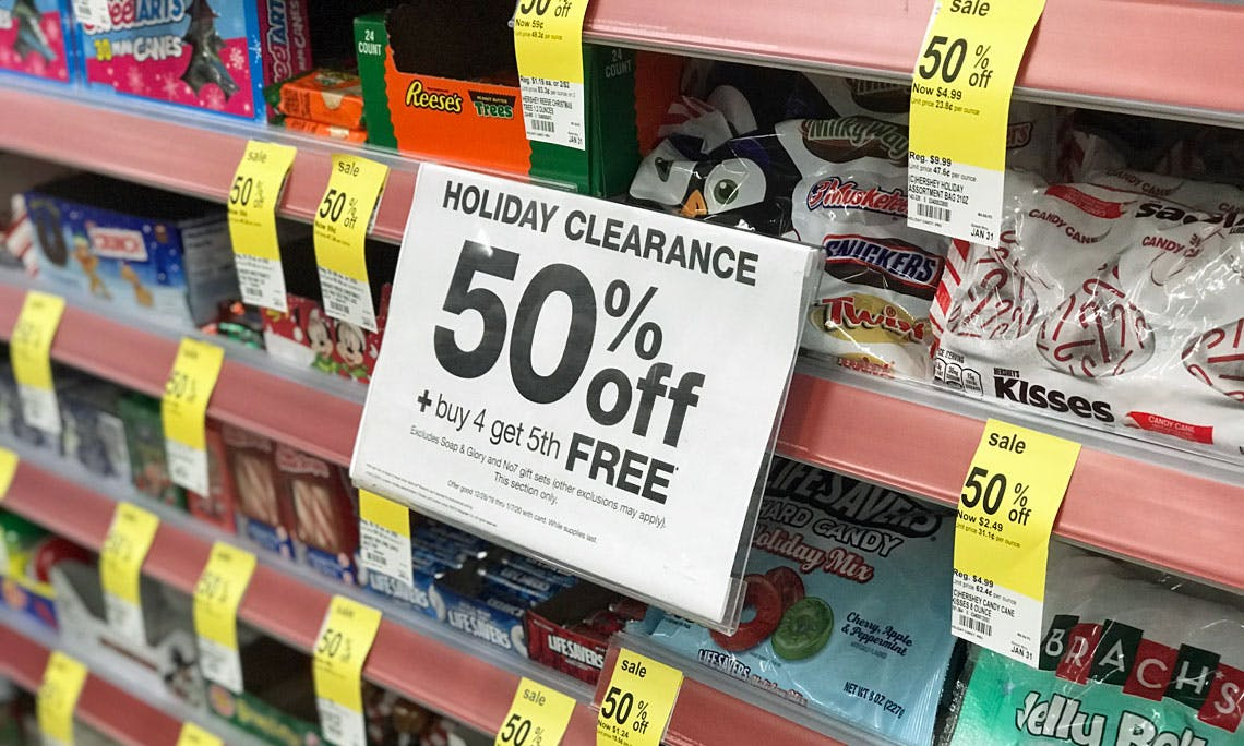 When Will Walgreens Christmas Clearance Be 75% Off January 2021 After Christmas Sales Will Save You Up To 90 Here S How To Shop Them The Krazy Coupon Lady