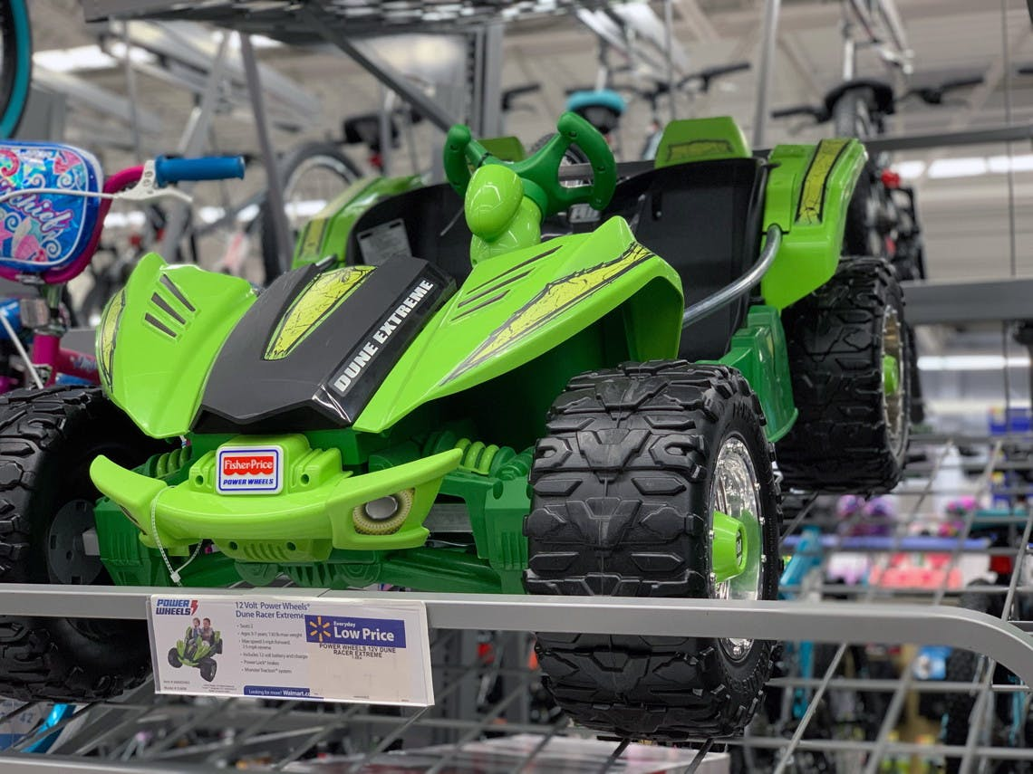 Power Wheels Dune Racer Extreme Just 199 At Walmart The Krazy Coupon Lady