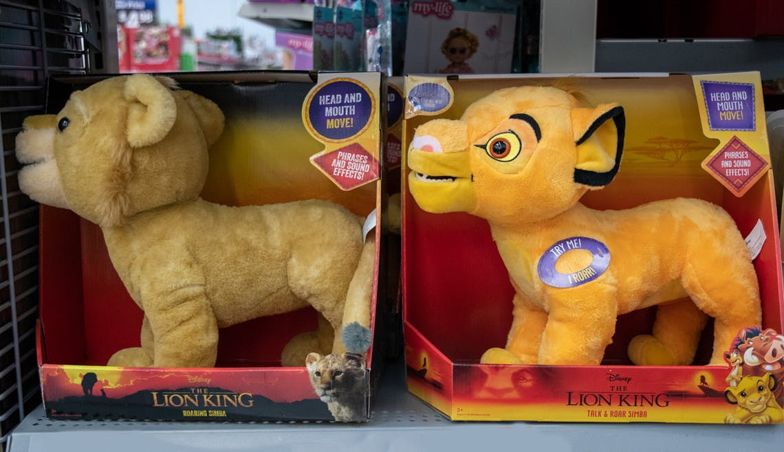 Clearance Disney The Lion King Toys At Walmart The Krazy Coupon Lady