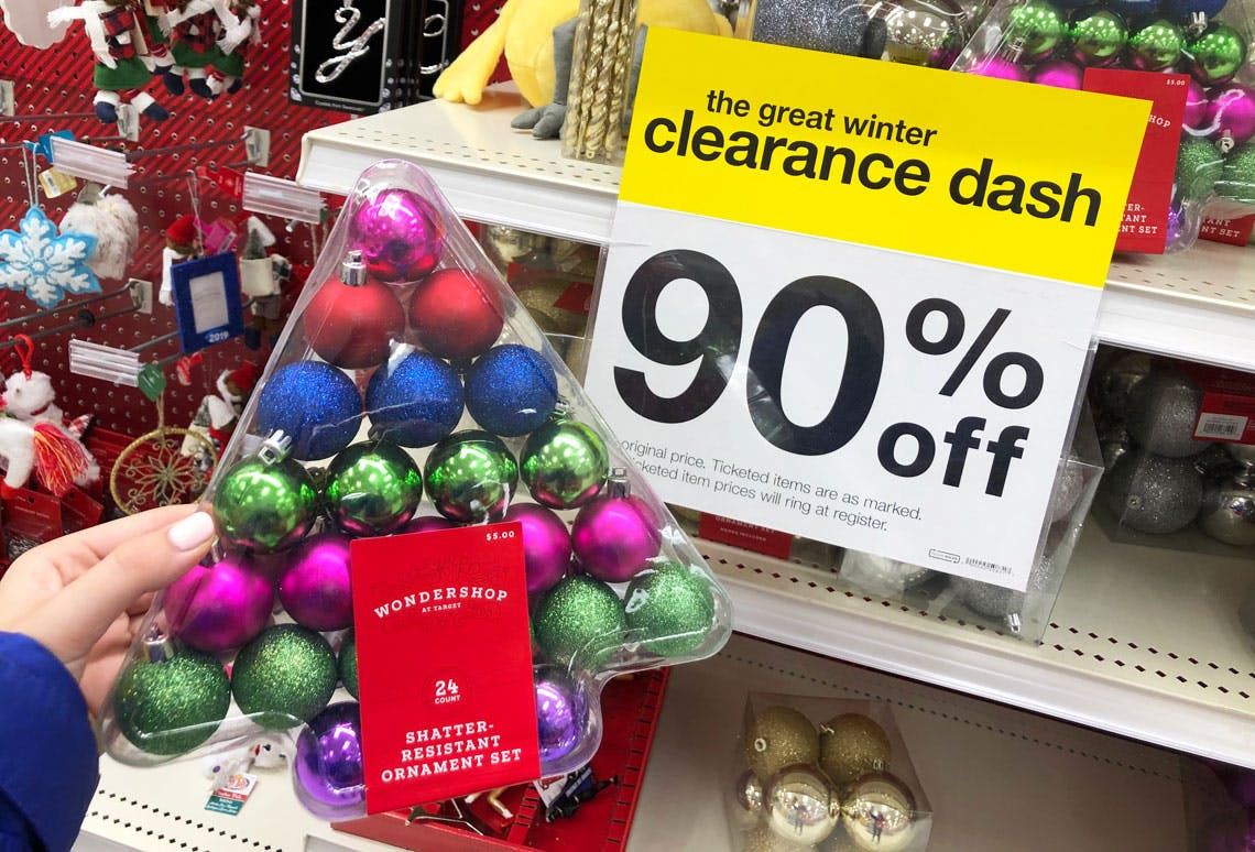 Meijer 90 Off Christmas 2020 90% Off Christmas Clearance at Target   $1 Gift Sets, $0.50