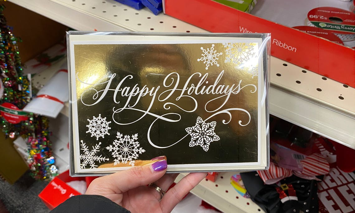 Cvs Boxed Christmas Cards Offer For 2020 Christmas Clearance at CVS: 90% Off Cards, Ornaments, Gift Wrap