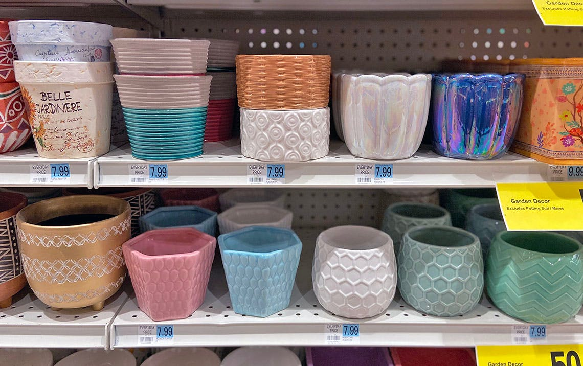6% Off Garden Planters & Accessories at Rite Aid! - The Krazy