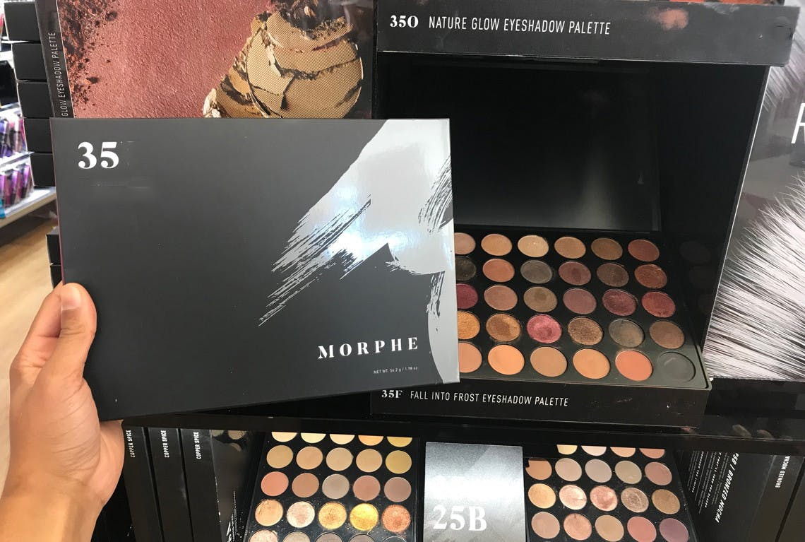 15 Morphe Eyeshadow Palettes B2g1 Free Makeup Brushes At Ulta The Krazy Coupon Lady Deorro and chris brown — five more hours (люкс fm 2020). 15 morphe eyeshadow palettes b2g1
