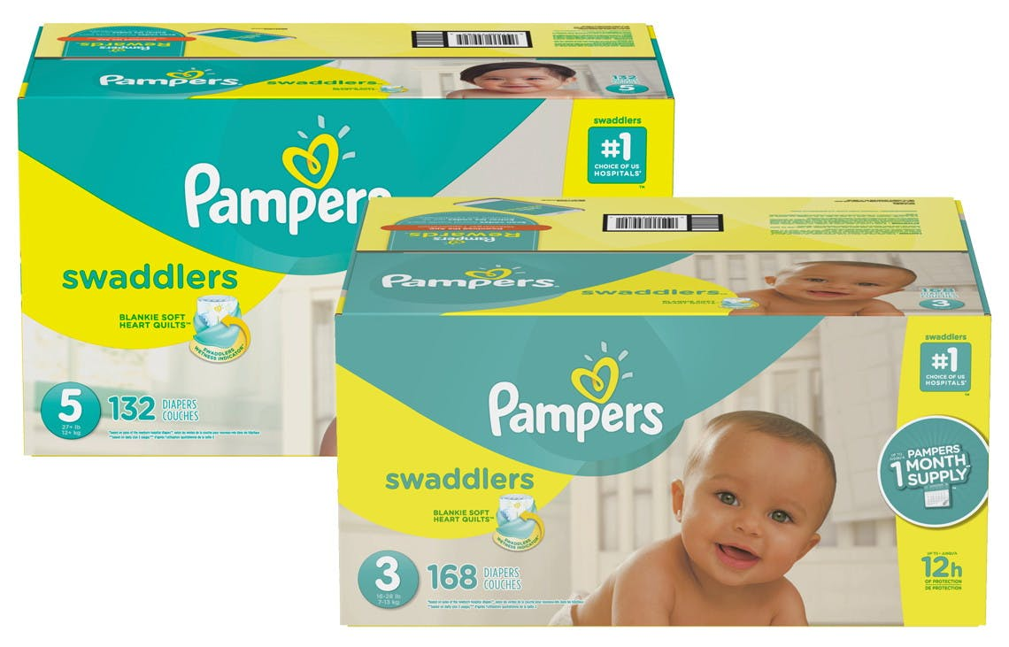 Free 25 Gift Card Wyb Pampers Diapers On Walmart Com The Krazy Coupon Lady