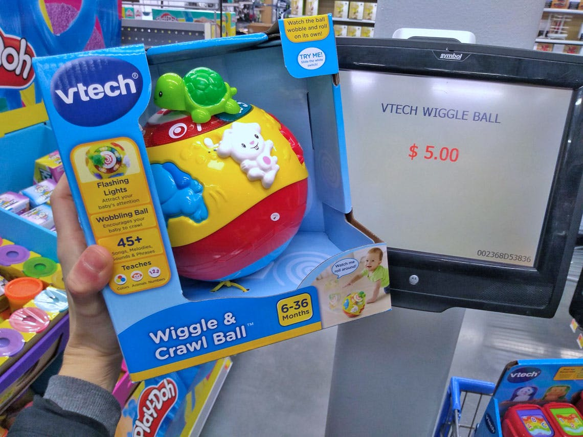 Vtech Baby Toys Just 5 At Walmart Stores The Krazy Coupon Lady
