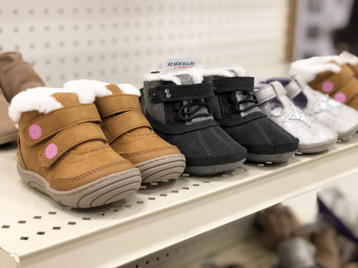 Clearance Baby Shoes, as Low as $7.48