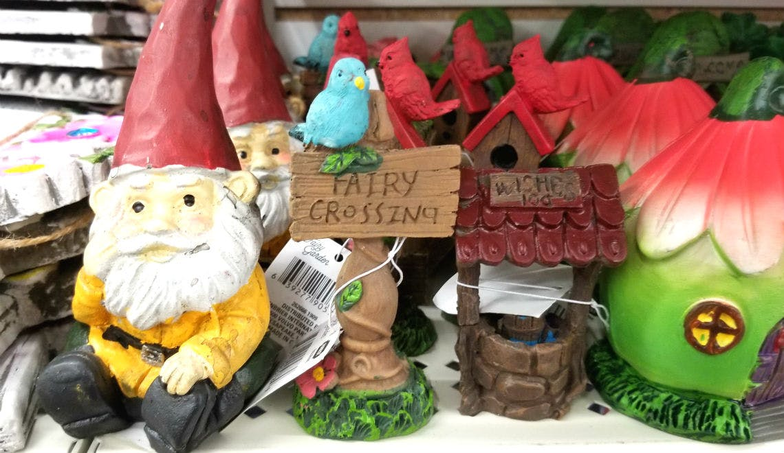 Fairy Garden Houses Accessories At Dollar Tree The Krazy Coupon Lady