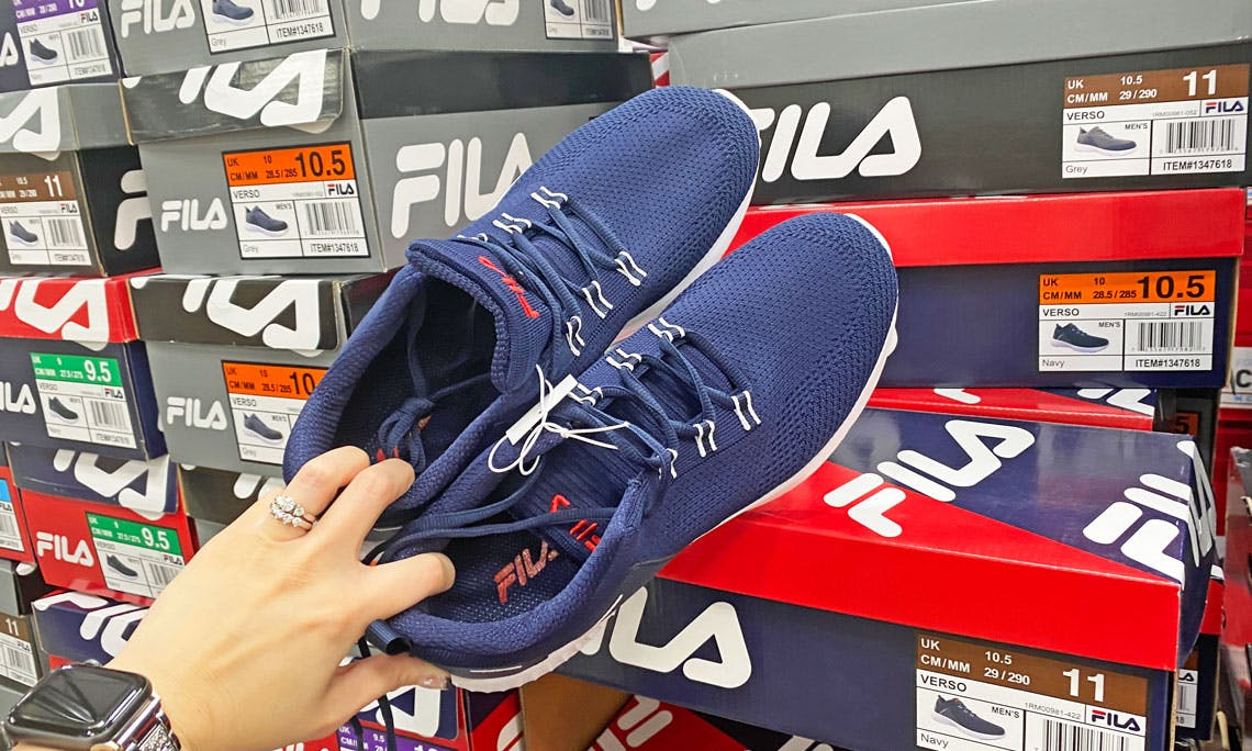 FILA Men's Athletic Shoes at Costco