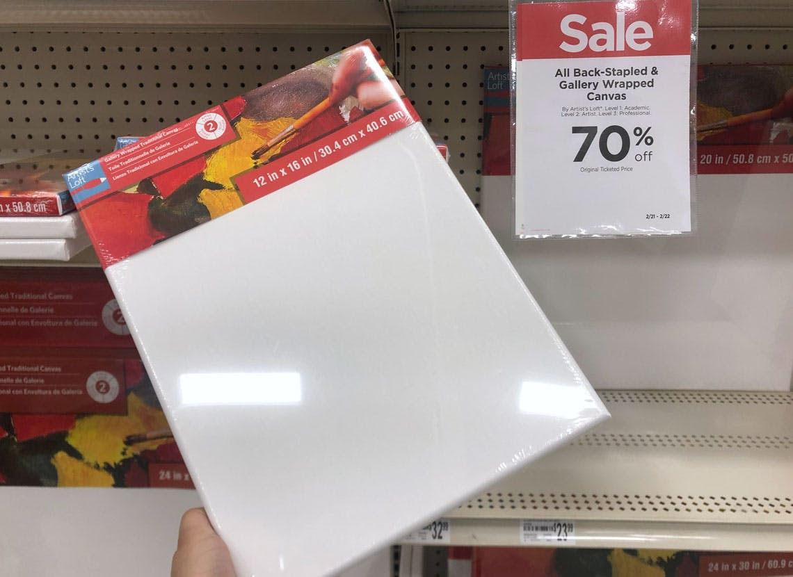 Shop The Lowest Prices Of The Season Sale At Michaels The Krazy Coupon Lady
