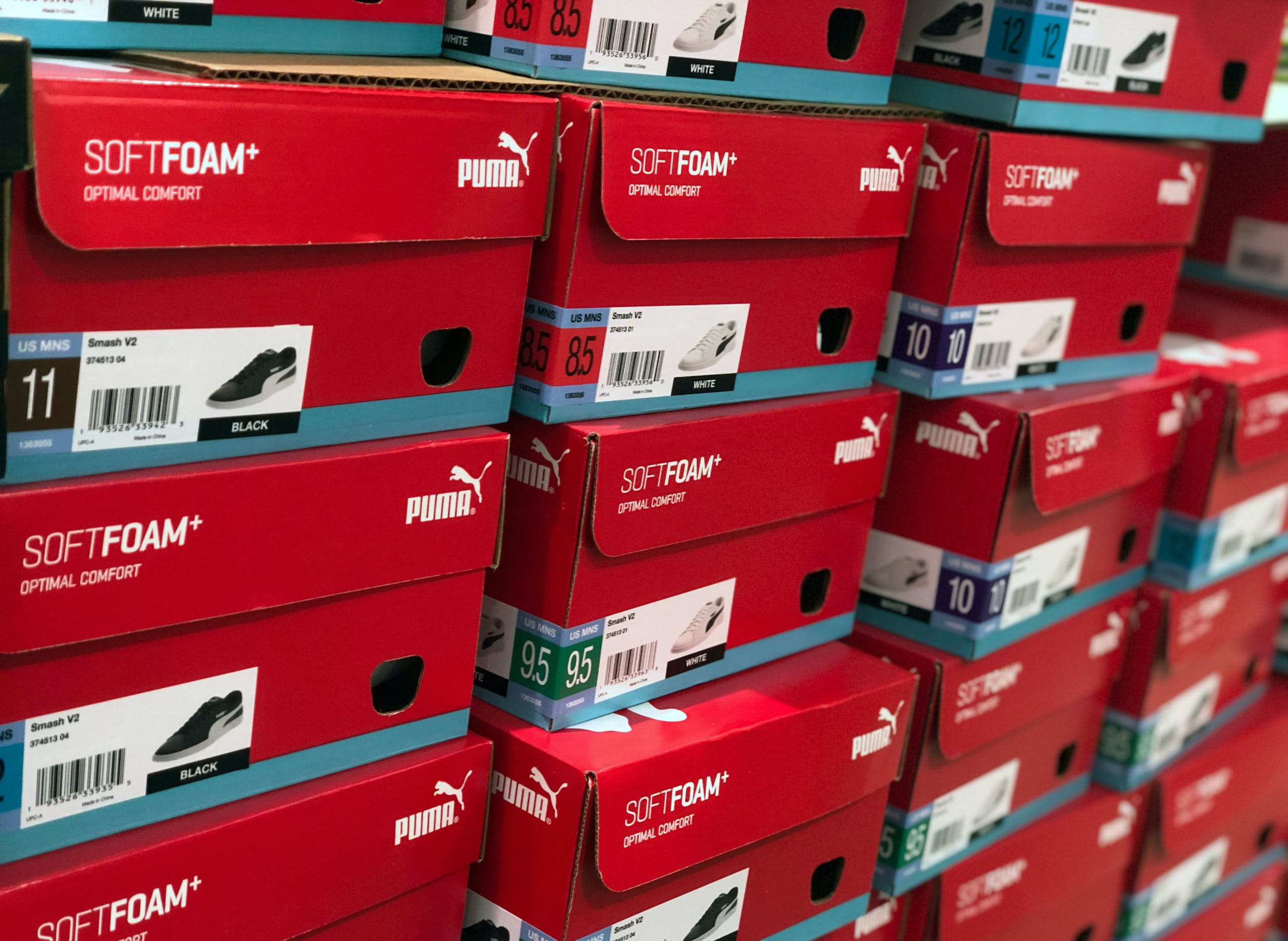 PUMA Leather Shoes, Only $23 at Costco
