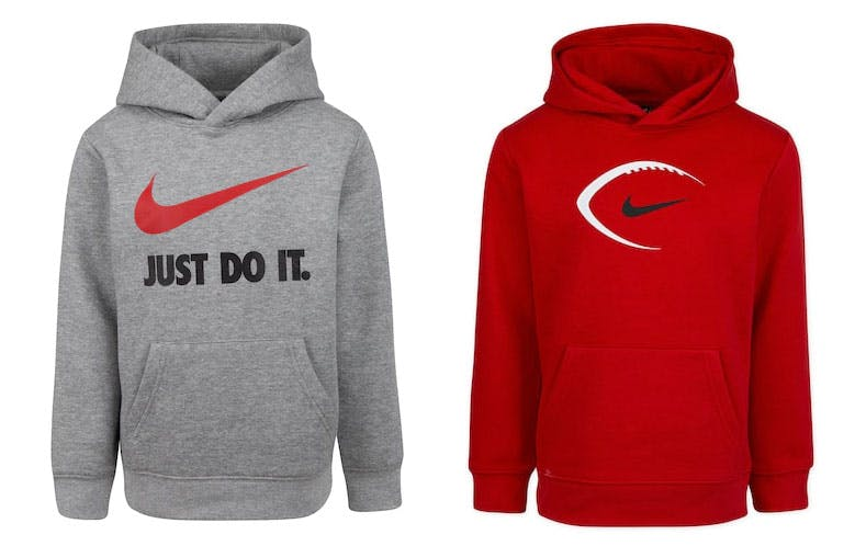 O curso Brillante  $17 Boys' Nike Hoodies on Clearance at Kohl's - The Krazy Coupon Lady