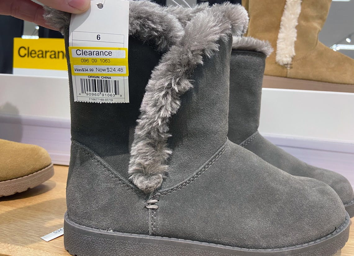 Shoe Clearance Finds, as Low as $4.48