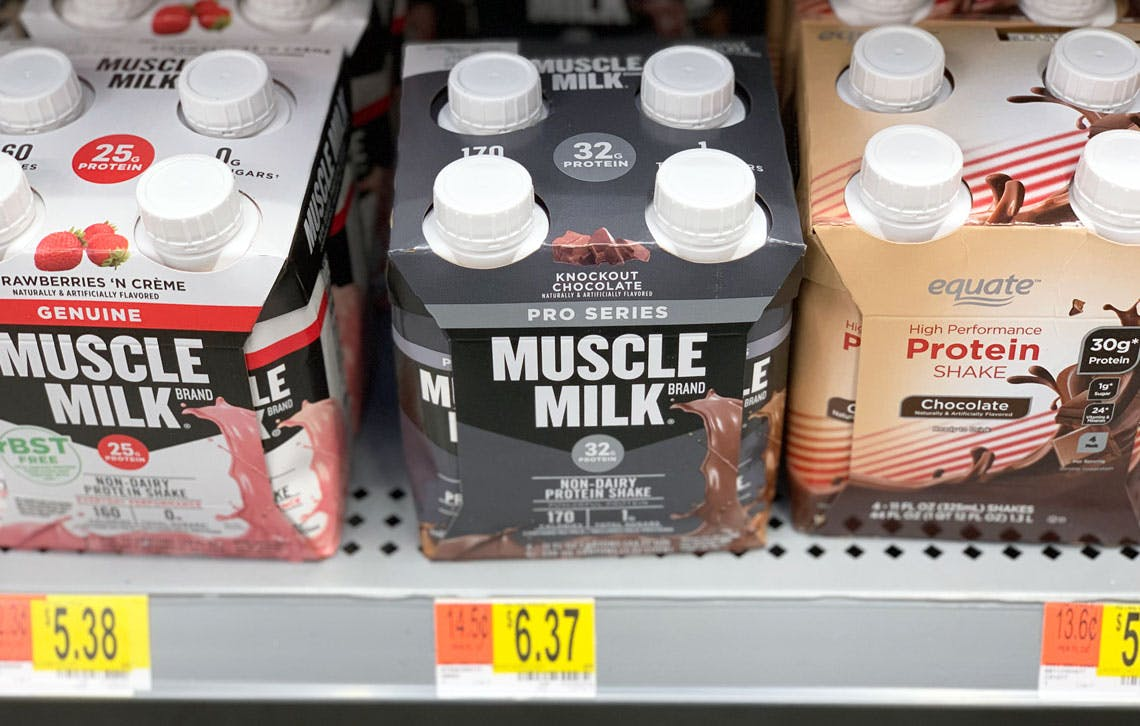 Protein Shakes As Low As 1 03 Per Shake At Walmart The Krazy Coupon Lady