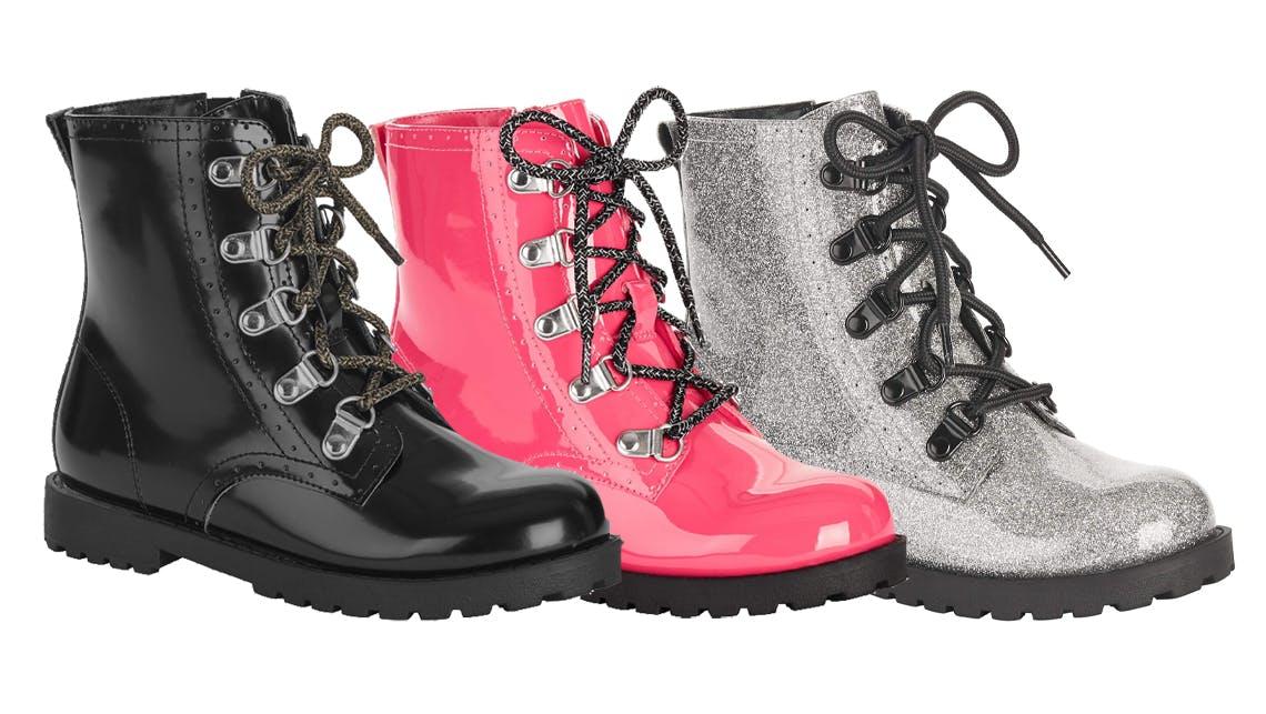 Wonder Nation Girls' Boots, $9 on