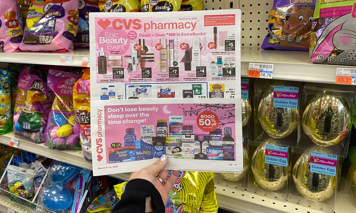 Cvs Weekly Ad Deals Mar 8 Mar 14 The Krazy Coupon Lady