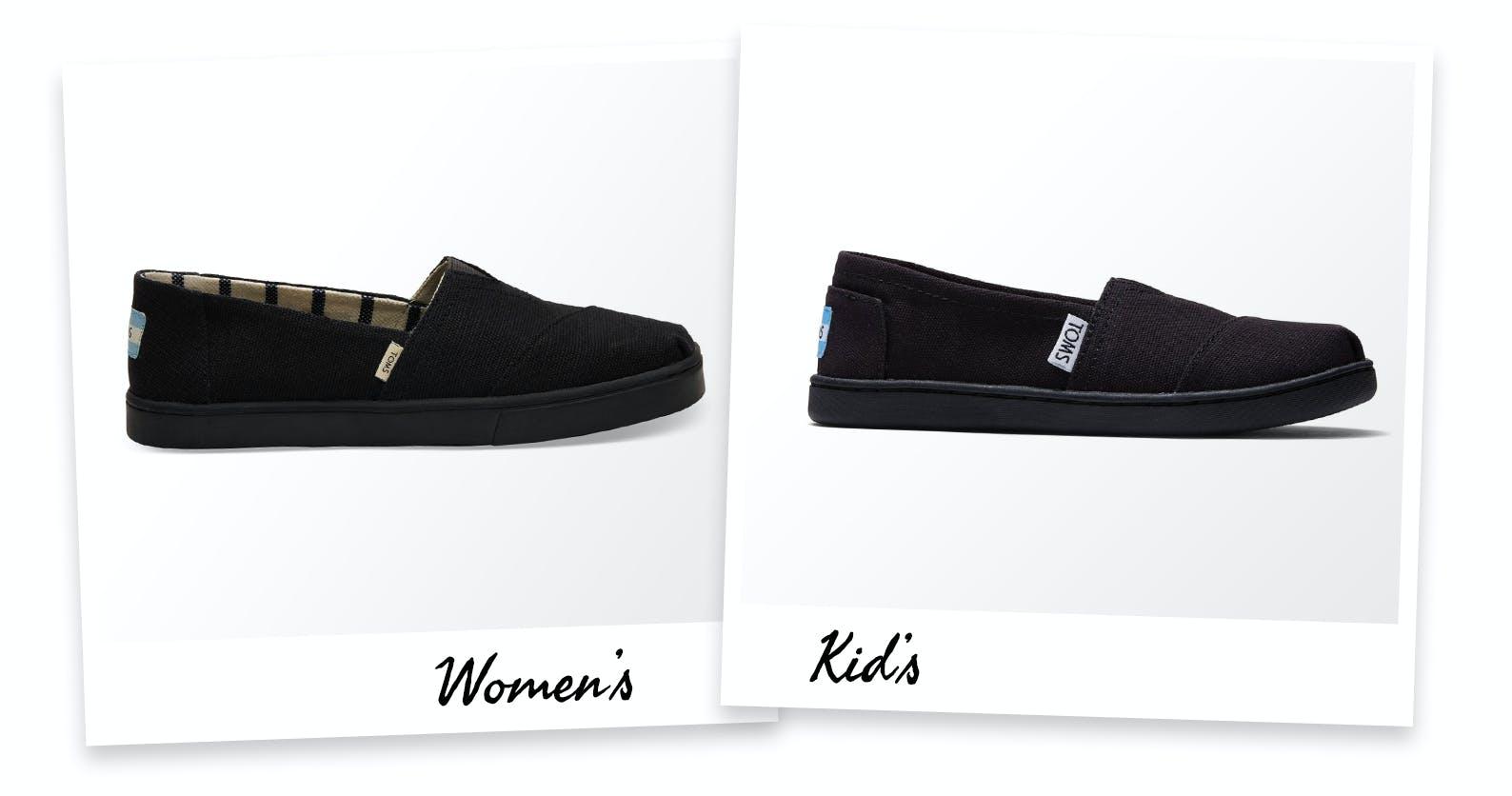 Kids' Shoe Size
