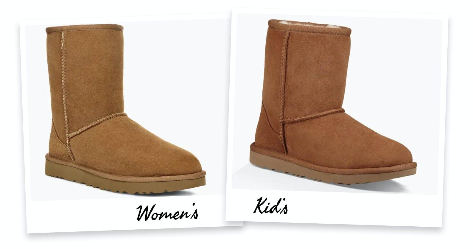 big kid shoe size in women's