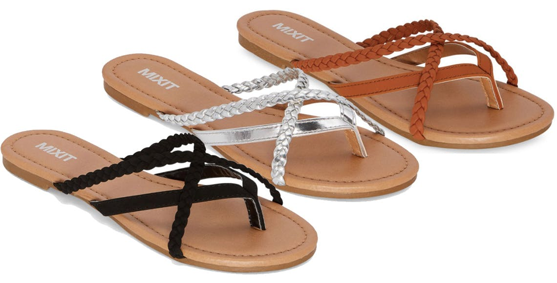 jcpenney sandals on sale