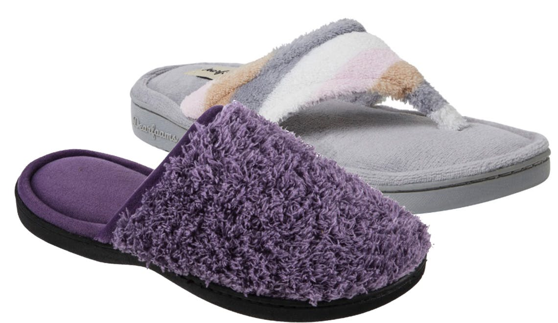 JCPenney - Hair Care, PJs, Slippers