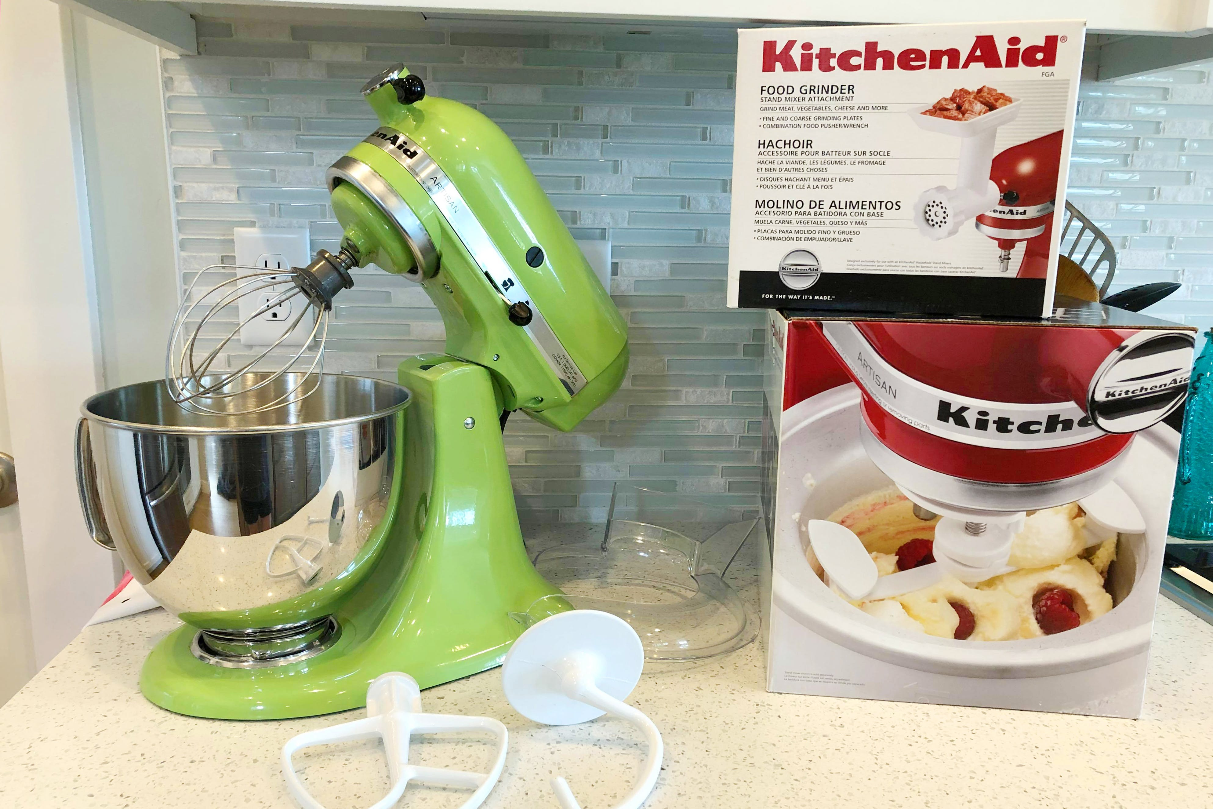 Best Kitchenaid Mixer Attachments And How To Save The Krazy Coupon Lady