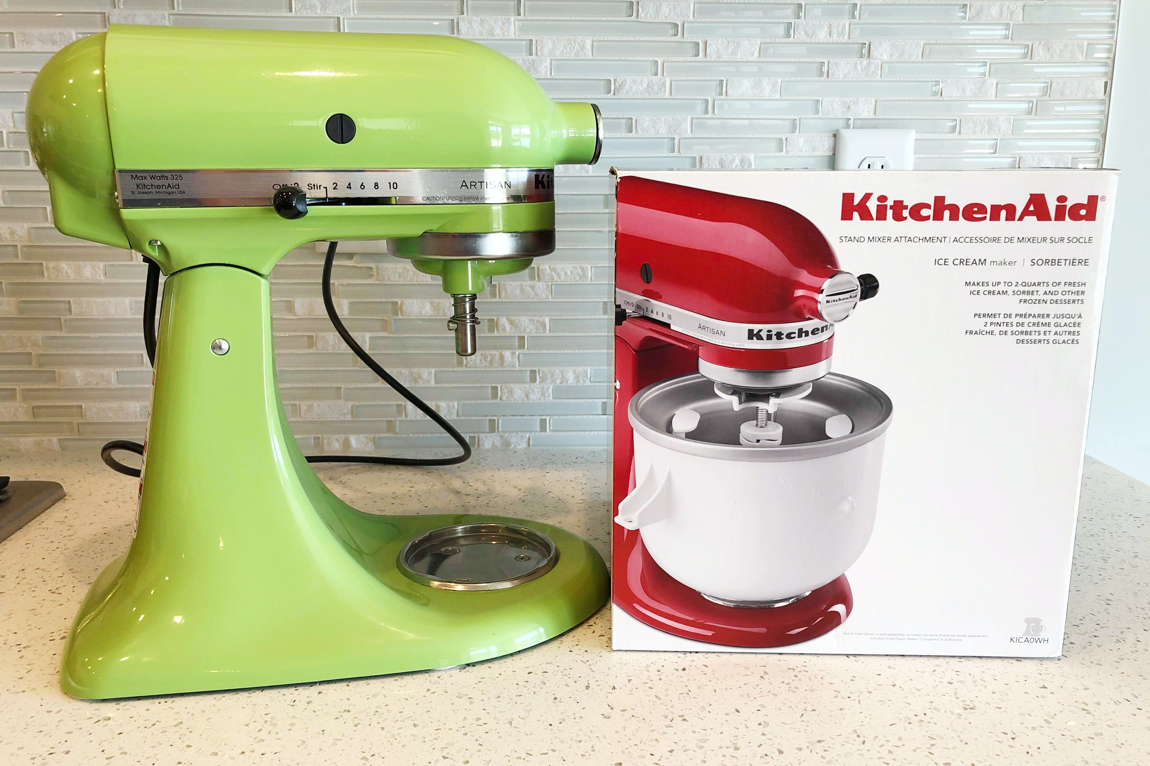 How To Save On A Kitchenaid Ice Cream Maker The Krazy Coupon Lady