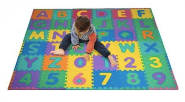 Abc Foam Puzzle Playmat 13 88 On