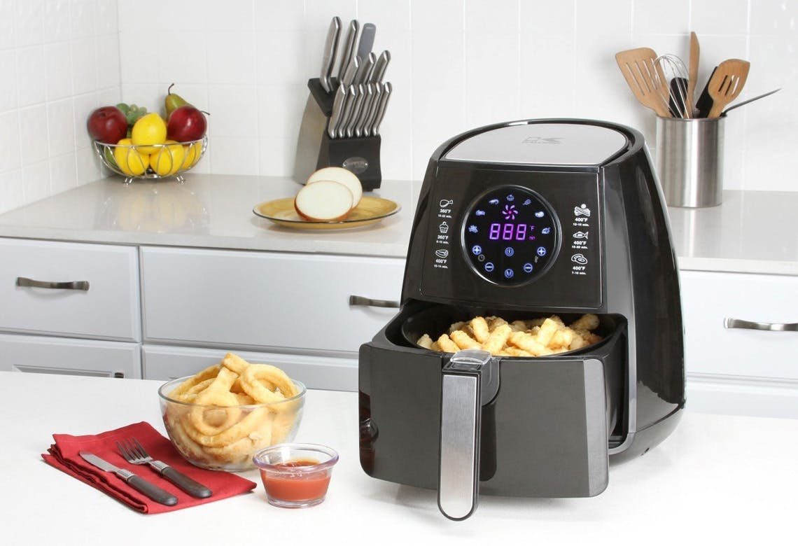Up To 40 Off Air Fryers At Walmart Com The Krazy Coupon Lady
