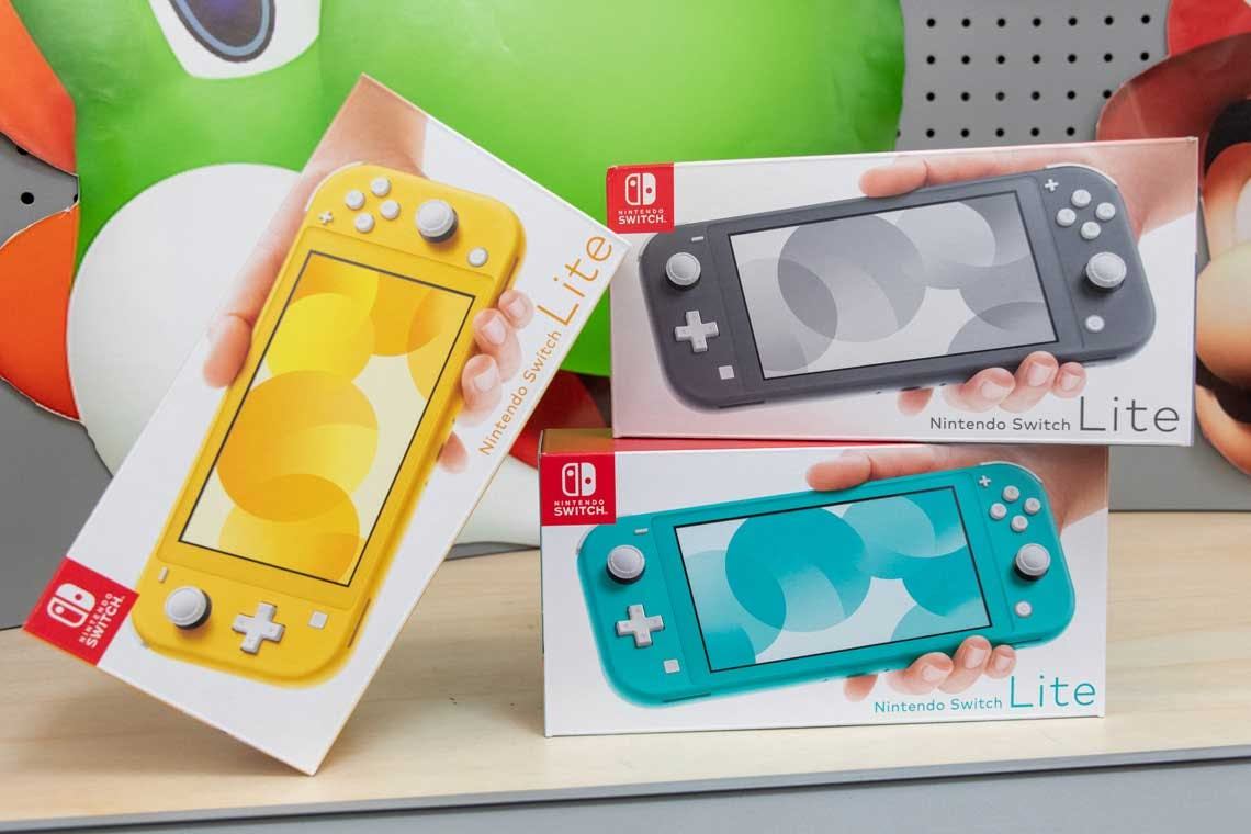 Nintendo Switch Lite In Stock At Walmart The Krazy Coupon Lady