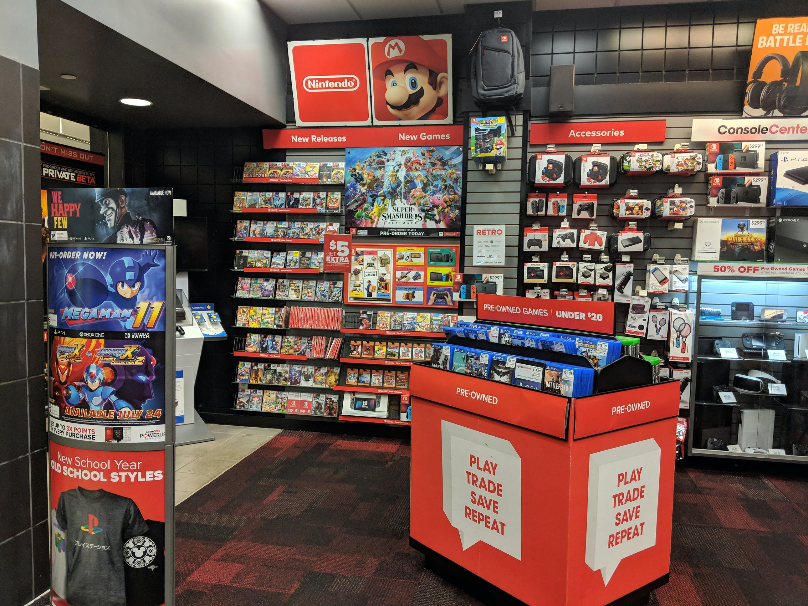 Save On Nintendo Switch Games At Gamestop The Krazy Coupon Lady