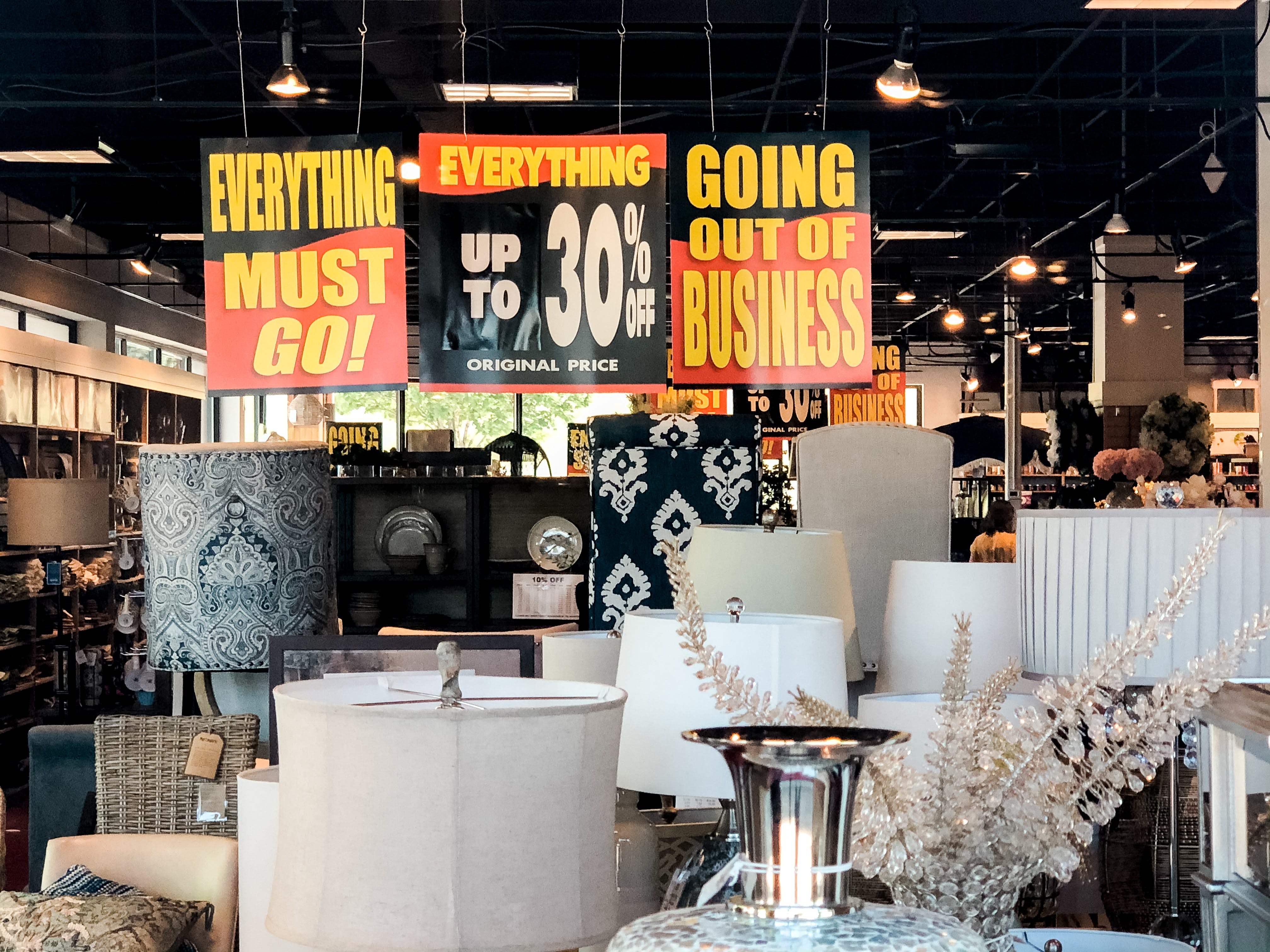 Pier 1 Has Started Liquidating Their 950 Stores The Krazy Coupon Lady