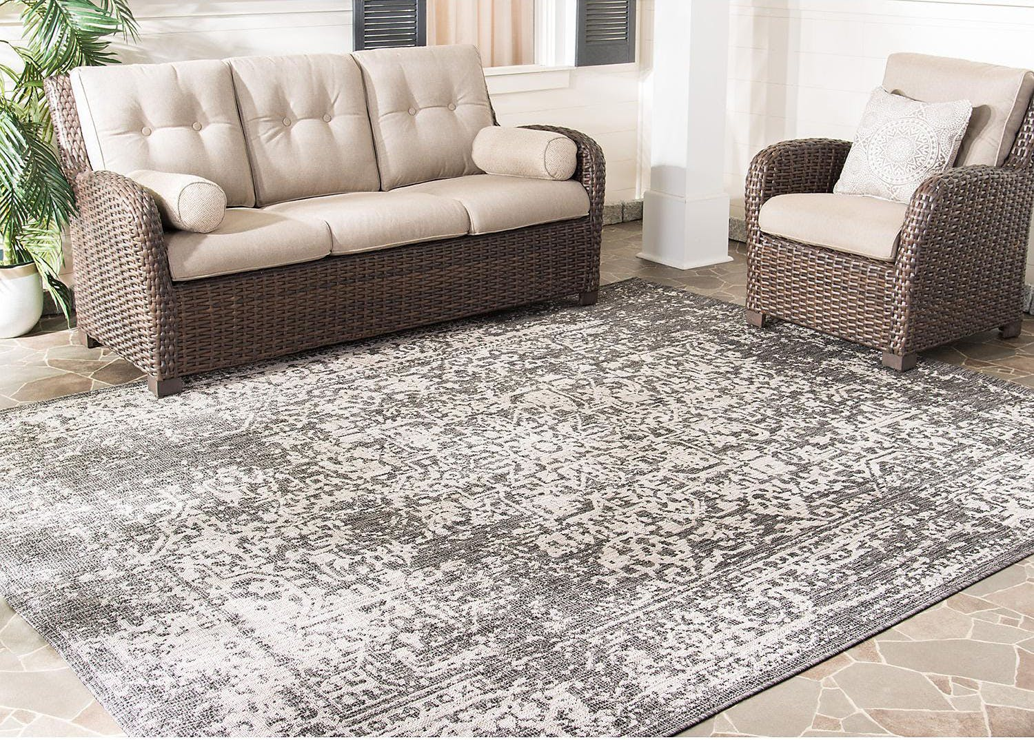 Indoor/Outdoor 8' x 10' Rugs, as Low as $60 at Sam's Club   The