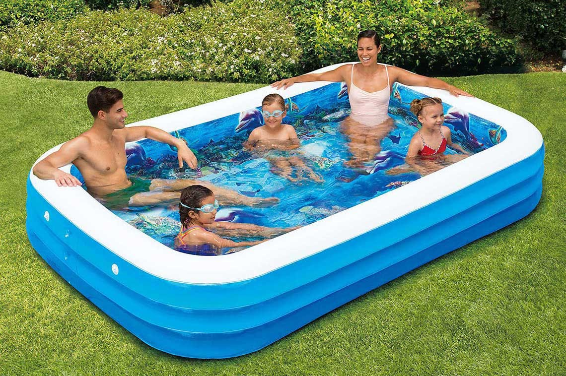 Member S Mark 3d Action Family Pool 33 At Sam S Club The Krazy Coupon Lady