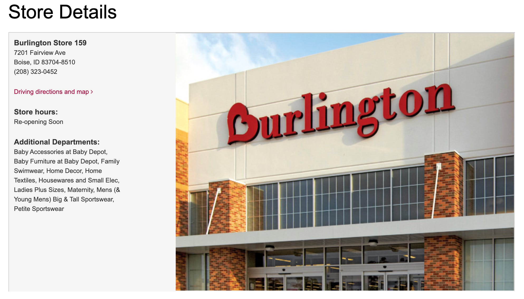burlington reopens with historic storewide sale the krazy coupon lady burlington reopens with historic
